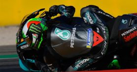 Klasemen MotoGP 2020: Franco Morbidelli Gusur Andrea Dovizioso