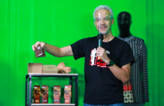Ganjar Buka Harga Rp 500 Ribu, Helmy Yahya Langsung Sigap Membeli - JPNN.com