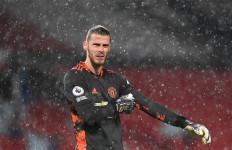 Chelsea Tahan Manchester United, David De Gea Lempar Sindiran - JPNN.com