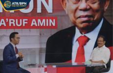 Menteri ATR BPN Sofyan Djalil Ungkap Tujuan Dibentuknya UU Cipta Kerja - JPNN.com