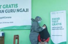 NU Care dan Tokopedia Gelar Swab Test Gratis untuk Santri dan Guru Ngaji - JPNN.com