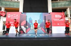 Sumpah Pemuda! Ribuan Pelari Ikut AZA Virtual Run 2020 - JPNN.com