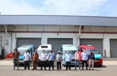 Suzuki Ajak Sopir Angkot Giat Kampanyekan Protokol Kesehatan - JPNN.com