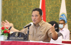 Pjs Gubernur Kepri Bahtiar Dukung Sikap Presiden Jokowi Kecam Macron - JPNN.com