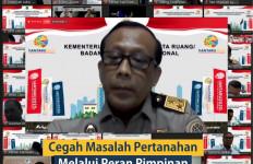 Tenaga Ahli Menteri ATR BPN: Peran Pimpinan Penting dalam Mencegah Masalah Pertanahan - JPNN.com