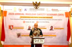 Bapeten Gandeng UI Gelar Seminar Keselamatan Nuklir 2020 - JPNN.com