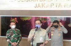 Kapolda Metro Jaya dan Anies Baswedan Bertemu, Santai, Tetapi Penting - JPNN.com