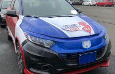 Honda HR-V Disulap jadi Kendaraan Kampanye Donald Trump, Begini Penampakannya - JPNN.com