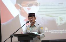 Prof Ahmad Firdaus Beri Tiga Catatan untuk Satu Tahun Kinerja Kementan - JPNN.com