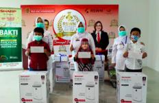 Sharp Indonesia Raih Nusantara CSR Awards 2020 - JPNN.com