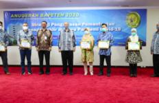 Sebanyak 172 Instansi & Perorangan Terima Anugerah Bapeten 2020 - JPNN.com