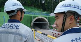 Luar Biasa, Megaproyek China di Malaysia Tidak Terdampak Pandemi Corona