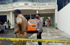 Pintu Kamar Hotel Diketuk Tak Ada Respons, Begitu Dibuka, Ya Ampun, Gempar - JPNN.com