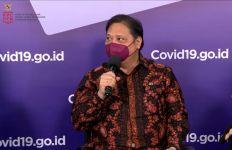 Menko Airlangga: Pemulihan Ekonomi Sudah Terjadi di Dua Sisi - JPNN.com