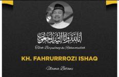 Innalillahi, Fahrurrozi 'Gubernur Tandingan Ahok' Meninggal Dunia Karena Covid-19 - JPNN.com