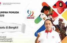 Semangat Persatuan dan Bangkit Tertuang Dalam Logo HSP 2020 - JPNN.com