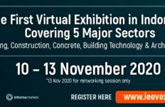 IEE V-EXPO 2020, Pameran Virtual Pertama dalam 5 Sektor Sekaligus - JPNN.com