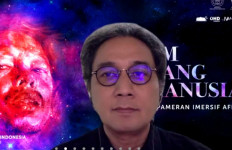 Kemendikbud Suguhkan Pameran Imersif Affandi, Rasakan Sensasinya - JPNN.com