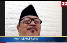 Prof Ahmad Zahro: Pengurus NU Jangan Baper, Tersinggung Lapor Polisi - JPNN.com