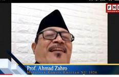 Prof Ahmad Zahro Terkejut Menonton Film My Flag - JPNN.com