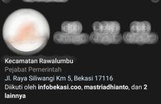 Akun Instagram Kecamatan Rawalumbu Diretas, Foto Profilnya Diganti, Gambarnya, Ya Ampun - JPNN.com