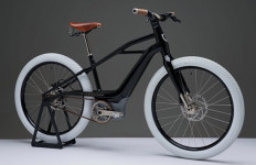 Harley Davidson Bikin Sepeda Listrik Bergaya Retro, Harganya? - JPNN.com