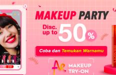 JD.ID Beauty Luncurkan Fitur AR Make-up Try On, ada Diskon Spesial Hingga 50% - JPNN.com