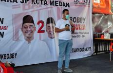 Dukung Bobby Nasution, Bara JP: Saatnya yang Muda Memimpin Medan - JPNN.com
