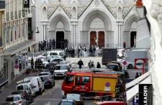Pascateror Berdarah di Gereja, PM Prancis Tetapkan Status Keamanan Level Tertinggi - JPNN.com