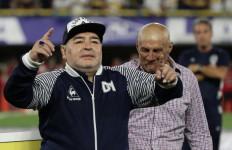Doa Khusus Maradona Untuk Klub Italia Ini di Ulang Tahunnya ke-60 - JPNN.com