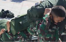 Gunakan Kapal Perang Andalan Kolinlamil, 450 Prajurit TNI AD Bergerak Menuju Perbatasan Papua - JPNN.com