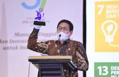 Kemendes PDTT Dapat Penghargaan dari IPB, Gus Menteri Merasa Bangga - JPNN.com