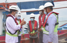 Tinjau Pelabuhan Patimban, Menhub BKS: Tahap Pertama Siap Beroperasi - JPNN.com
