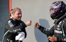 Bottas Tercepat, Lewis Hamilton? - JPNN.com