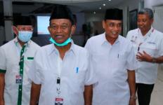 Survei Poltracking: Rusdy-Ma'mun Ungguli Hidayat-Bartho - JPNN.com