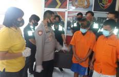 Kerap Beraksi di Kalidoni, Dua Begal Ini Tak Berkutik Saat Ditangkap, Nih Penampakannya - JPNN.com