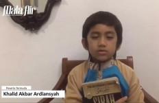 Literasi Usia Muda Tinggi, Anak 7 Tahun Mampu Baca Sirah Nabi - JPNN.com