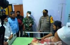 Kapolda Aceh Bantu Meringankan Biaya Pengobatan Ustaz Korban Pembacokan - JPNN.com