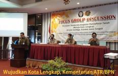 Wujudkan Kota Lengkap, Kementerian ATR/BPN Menggalang Dukungan Akademisi - JPNN.com