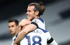 Gol Pertama Gareth Bale Bawa Tottenham Hotspur ke Posisi Kedua - JPNN.com