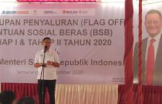 Penyaluran Tuntas dan Tepat Waktu, Mensos Juliari Tutup Program BSB - JPNN.com