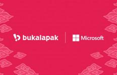 Microsoft Jalin Kemitraan Strategis dengan Bukalapak - JPNN.com