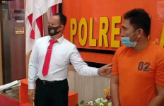 Dua Tahun Buron, Edi Syahputra Ditangkap di Perairan Selat Malaka - JPNN.com
