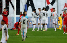 Hujan Gol Warnai Penyisihan Grup Liga Champions Rabu Dini Hari - JPNN.com
