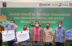 Jalin Sinergi Pembiayaan Ekspor UKM, Kemendag MoU dengan LPEI - JPNN.com