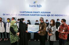 Bank BJB Salurkan Bantuan Kemanusiaan Kepada Pengelola Panti Yatim - JPNN.com