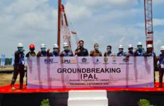PT PP Mulai Garap Pembangunan IPAL di Palembang - JPNN.com