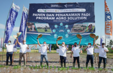 Tingkatkan Produktivitas & Kesejahteraan Petani, Pupuk Indonesia Canangkan Agro Solution - JPNN.com