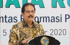 Menteri Sofyan Djalil: UU Cipta Kerja Paradigma Baru Bagi Indonesia - JPNN.com