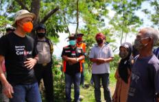 Status Gunung Merapi Siaga, Pak Ganjar Langsung Menemui Warga Sekitar - JPNN.com